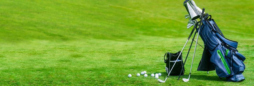 clubs de golfs